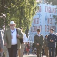 Goodwood Revival, Goodwood Estate, Chichester, West Sussex, UK - 11.09.16